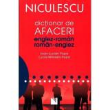 Dictionar de afaceri Englez-Roman, Roman-Englez - Ioan Lucian Popa, Lucia Mihaela Popa