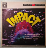 [Vinil] Various Artists - Impact - disc original