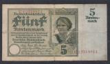A7370 Germany Germania 5 mark 1926