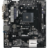Placa de baza socket AMD AM4, B450M-HDV, Asrock
