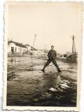 D758 Fotografie soldat roman frontul de est al doilea razboi mondial