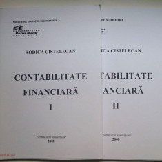 Contabilitate financiara - Rodica Cistelecan