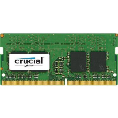 Memorie laptop Crucial 16GB DDR4 2400 MHz CL17 Dual Rank foto