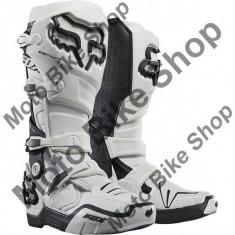 MBS Cizme motocross Fox Stiefel Instinct Evo 2.0 , alb/negru , marimea 11=45, Cod Produs: 1225200811AU