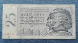 25 Korun 1961 Cehoslovacia / seria 359998