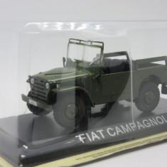 Macheta Fiat Campagnola Deagostini 1:43