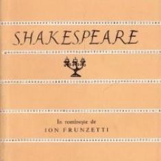 William Shakespeare - Sonete ( CELE MAI FRUMOASE POEZII )