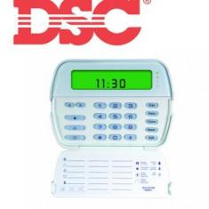Tastatura LCD Icon Modul Radio Inclus 8 Partitii 64 Zone DSC Canada