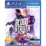 Joc Blood and Truth pentru PlayStation 4, Sony