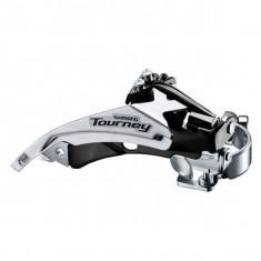 Schimbator fata Shimano Tourney Fd-Ty500-Ts3 triplu pentru 6/7 viteze pe spate TPB Cod:EFDTY500TSX3