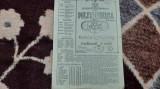 program       Poli  Timisoara   -   ASA  TG. Mures