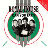 Royal House - Can You Party 1988, Bellaphon disc vinil Maxi Single house