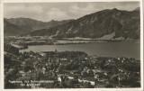 Germania, Reich, Tegernsee, carte postala circulata in Romania, 1935