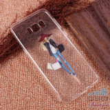 Husa Samsung Galaxy S8 Plus Transparenta Shopping