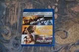 Film - Dwayne Johnson Collection [3 Filme - 3 Discuri Blu-Ray], BLU RAY, Engleza, paramount