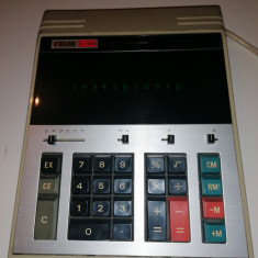 FELIX CE 126 B ELECTRONIC CALCULATOR -INTR. DE CALCULATOARE ELECTRONICE
