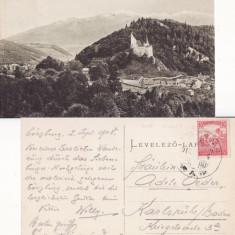 Bran, Torzburg (Brasov) - Castelul regal- rara