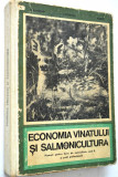 Economia vanatului si salmonicultura - 1973