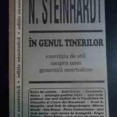 In Genul Tinerilor - N. Steinhardt ,541421