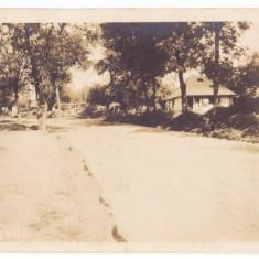 792 - BIZIGHESTI, Vrancea, Romania - old postcard, real PHOTO - used - 1918