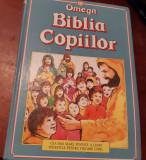 OMEGA BIBLIA COPIILOR Cea mai mare poveste a lumii povestita