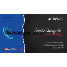 Activare Octoplus Samsung Lite