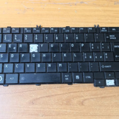 Tastatura Laptop Toshiba MP-09N16I0-698 defecta #56943
