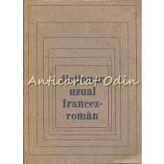 Dictionar Uzual Francez-Roman