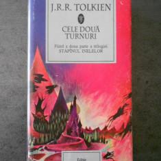 J. R. R. TOLKIEN - CELE DOUA TURNURI partea a II-a a trilogiei STAPANUL INELELOR