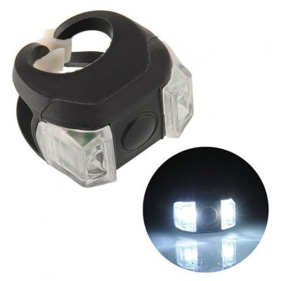 Set semnalizare luminoasa LED pentru biciclisti foto