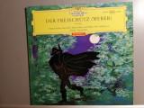 Weber – Der Freischutz (1960/Deutsche Grammophon/RFG) - VINIL/NM