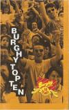 Caseta Burghy Top Ten-Tape N.4, originala, muzica electronica: Bonnie Taylor