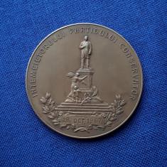 Medalie 1907 - Lascar Catargi - Intemeietorul Partidului conservator