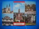 HOPCT 47717  VARSOVIA POLONIA  -NECIRCULATA