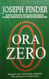 Ora zero – Joseph Finder