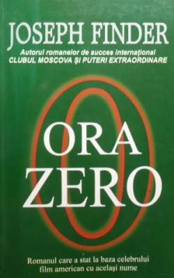 Ora zero – Joseph Finder foto