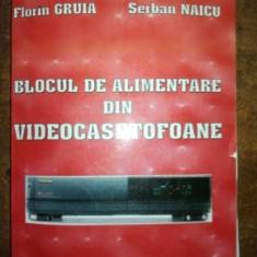 Blocul de alimentare din videocasetofoane- Florin Gruia, Serban Naicu