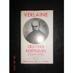 VERLAINE - OEUVRES POETIQUES COMPLETES (1962, editie bibliofila)
