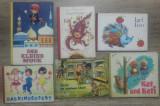 Lot 6 carti pentru copii in limba germana