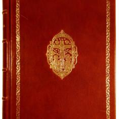 Psaltire (1994) legată în piele