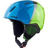 Cumpara ieftin Casca Alpina Carat LX green/blue/grey
