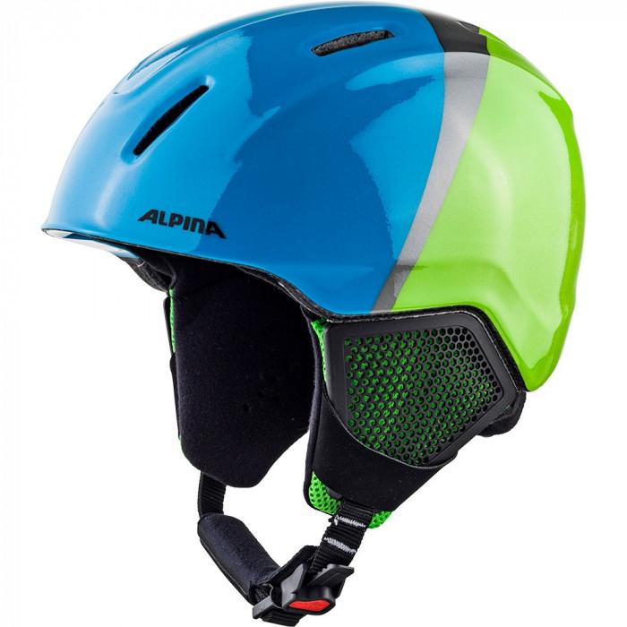 Casca Alpina Carat LX green/blue/grey