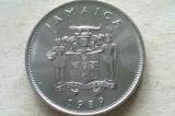 MONEDA 20 CENTI 1989-JAMAICA