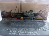 Macheta tanc Pz.Kpfw.IV - Sgfonovo USSR 1942 scara 1:72