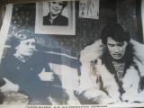 Film/teatru Romania - fotografie originala (25x19)-intalnire la sfarsitul iernii