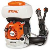Atomizor Stihl SR 200, Motor in 2 timpi Benzina, Capacitate rezervor 10 L