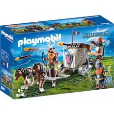 Playmobil Knights - Balista cavalerilor pitici