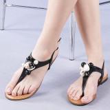 Sandale dama Sabina negre