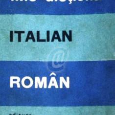 Mic dictionar italian-roman - Editia a II-a