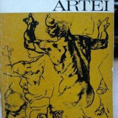 PERMANENTELE ARTEI- GHEORGHE GHITESCU, BUC.1976
